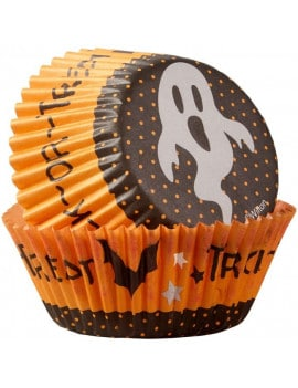 75-caissettes-a-cupcakes-fantome-halloween