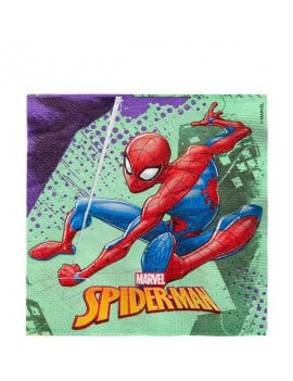 20-serviettes-spiderman