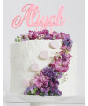 cake-topper-rose-personnalisable