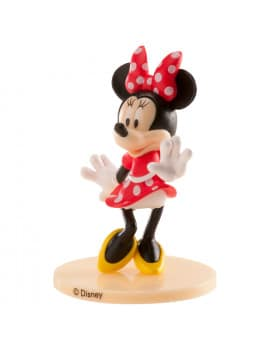 Figurine gâteau Minnie
