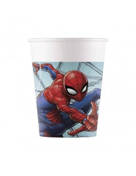 8-gobelets-spiderman