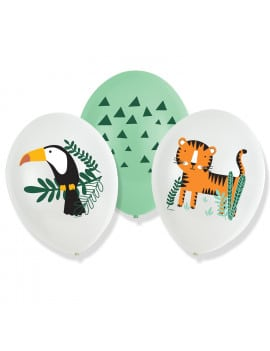 ballons-anniversaire-animaux-sauvages