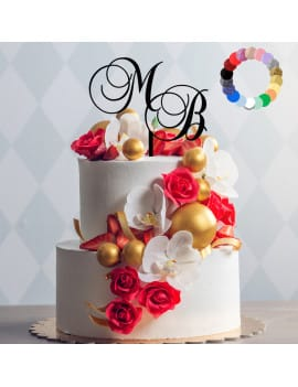 cake-topper-initiales-a-personnaliser