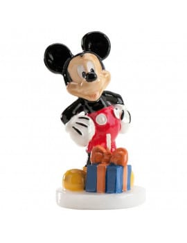bougie-anniversaire-mickey-3d