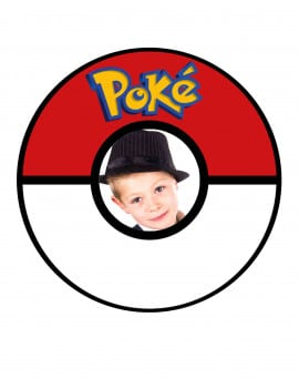Photo comestible Poke