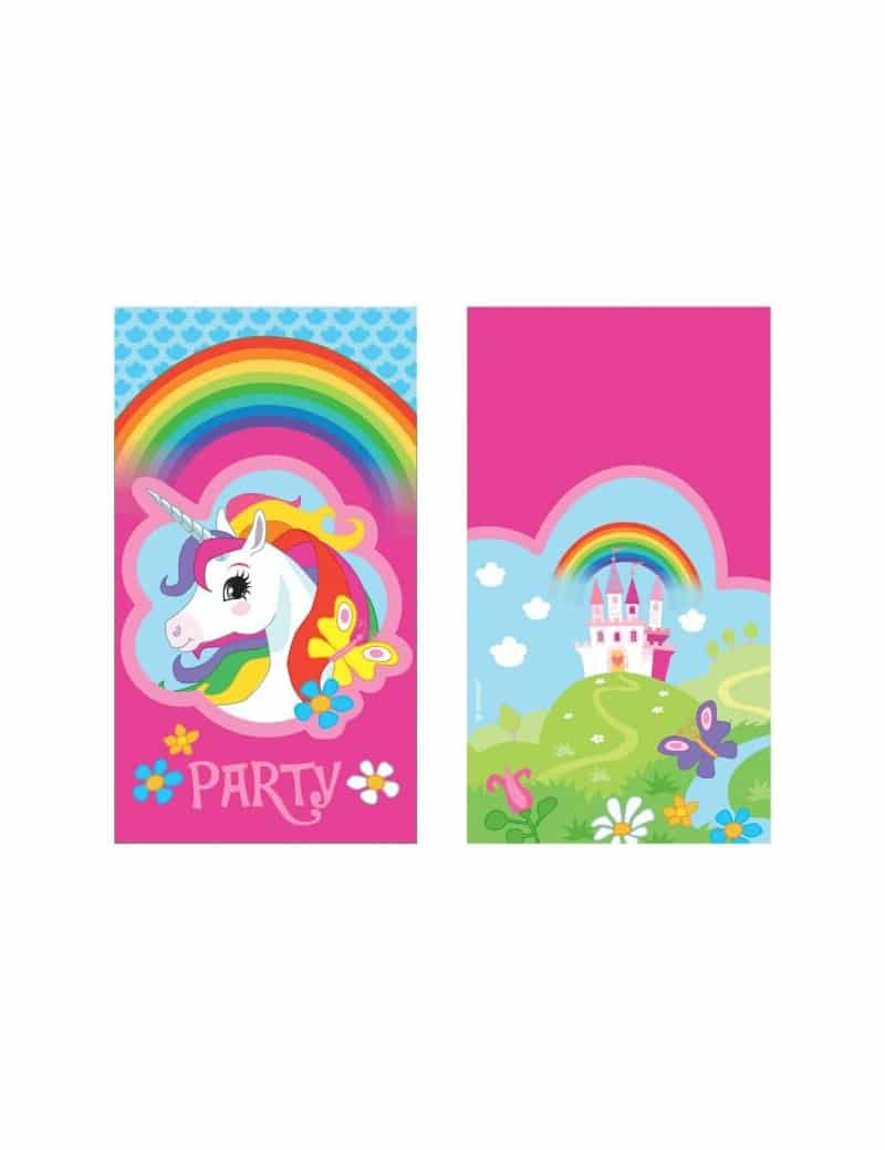 invitations-licorne