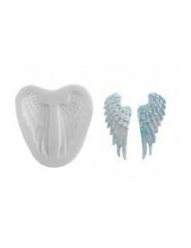 Moule-silicone-Ailes-d'anges-Silikomart
