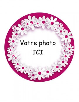 Votre photo comestible