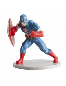 Figurine captain america 3D