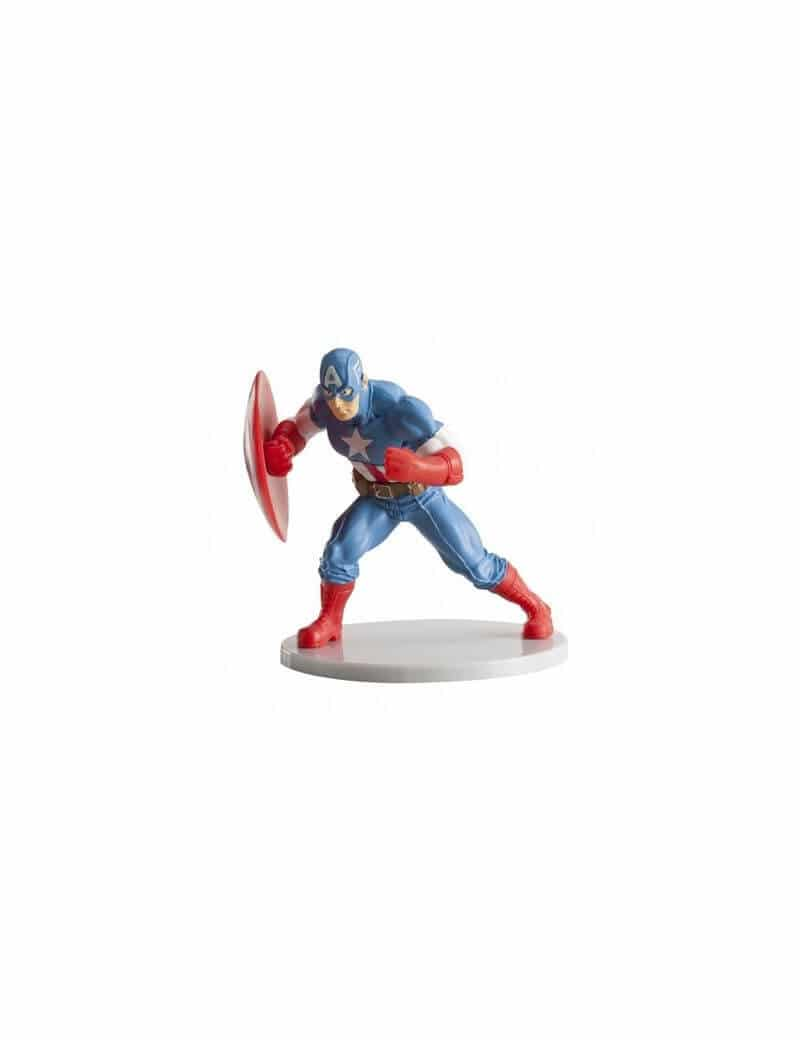 figurine-captain-america-3D