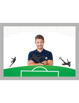 Photo comestible foot - A3