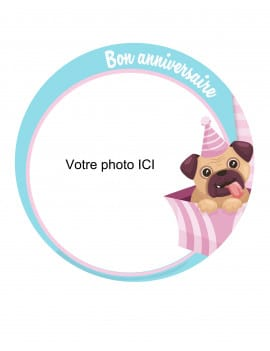 photo-comestible-ronde-petit-chiot